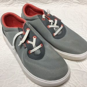 """Columbia Youth Gray """"Spinner"""" Shoes Unisex"""
